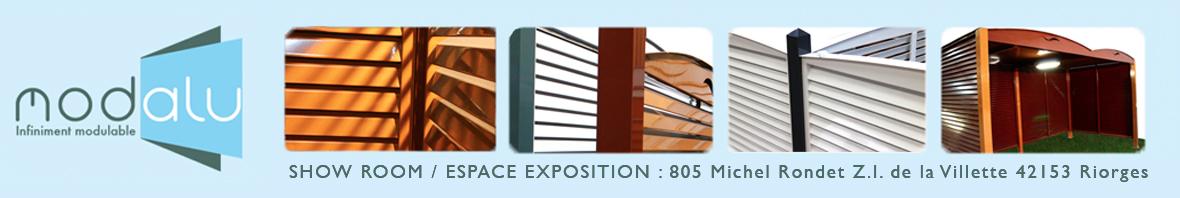 Expert en portails et clôture aluminium 100% personnalisables